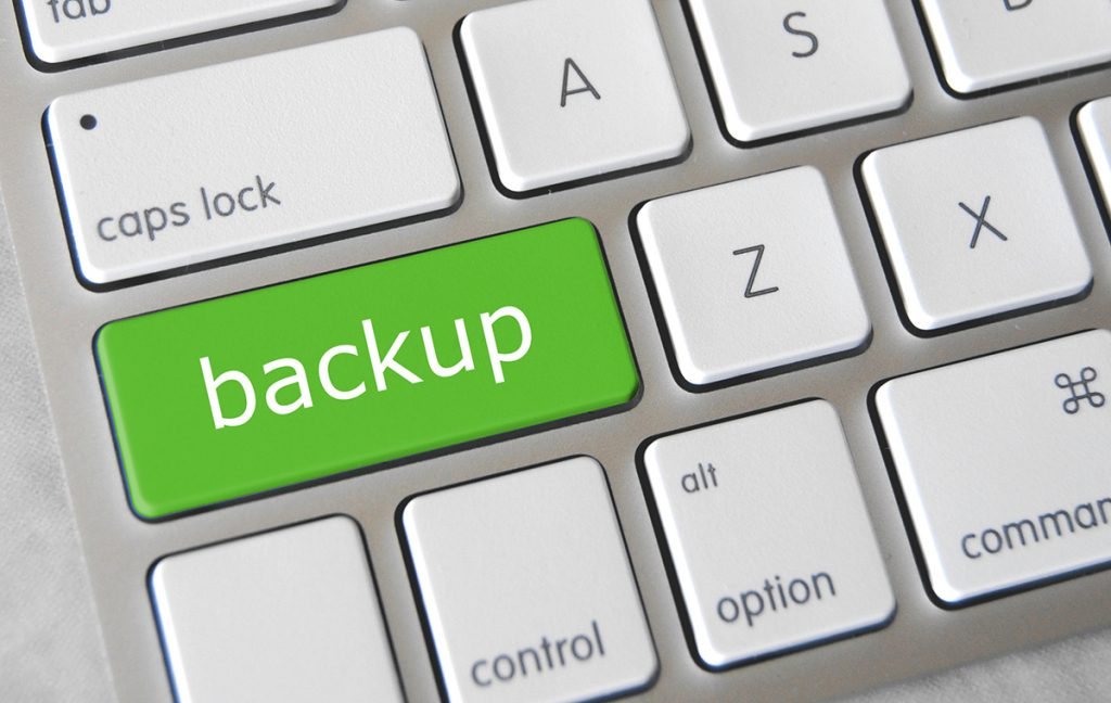 Procedure di backup