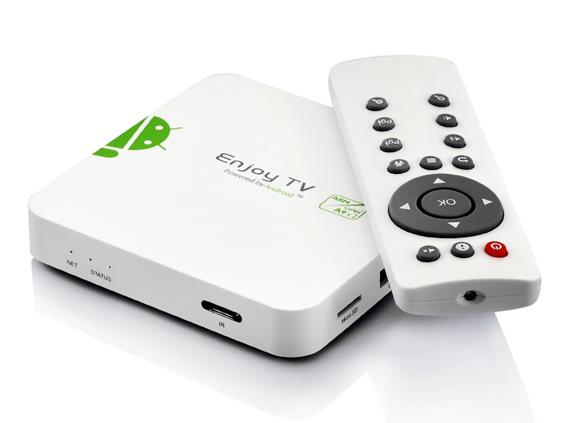 Cos'è un tv box android