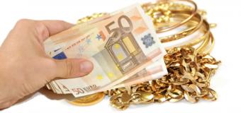 Il compro oro, accetta anche gioielli usati e danneggiati