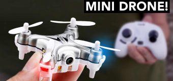 Migliori minidroni: i modelli più venduti su Amazon