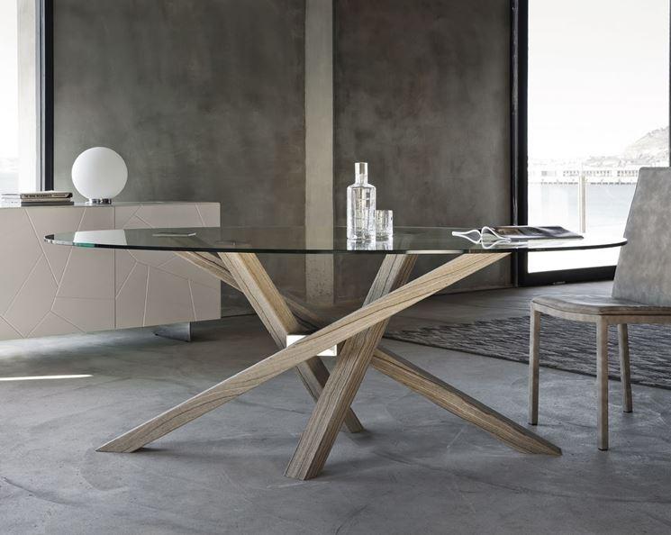 Tavoli design nuove tendenze per la casa for Tavoli di design in cristallo