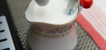 Come montare il latte
