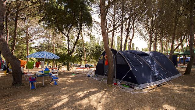 Dove andare in campeggio