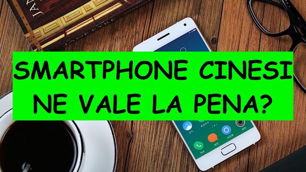 Dove comprare uno smartphone cinese