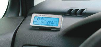 Migliori termometri per auto: quale acquistare ?