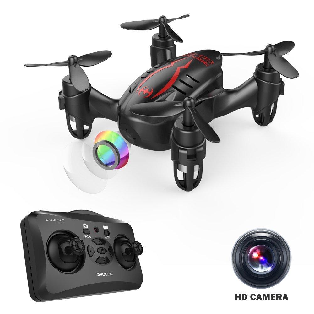 Droni giocattolo con telecamera