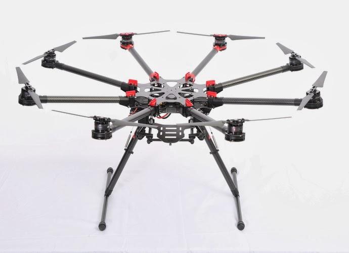 Migliori droni ottocotteri