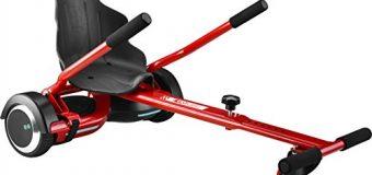 Migliori hoverboard Kart: quale comprare ?