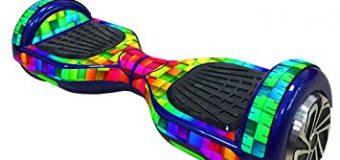 Migliori hoverboard colorato: quale comprare ?
