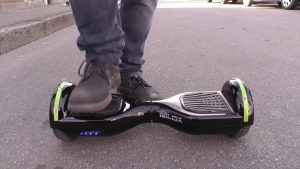 Hoverboard: come si usa?
