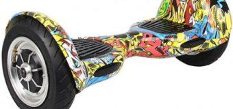 Migliori hoverboard 10 pollici: quale comprare ?