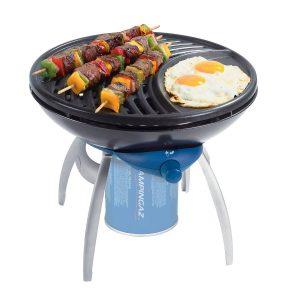 barbecue da campeggio a gas