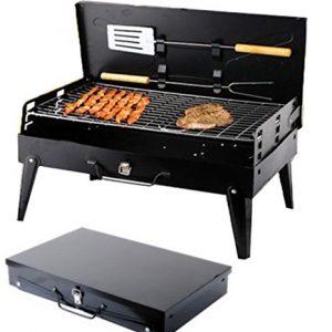 barbecue da campeggio portatili