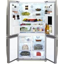 migliori frigoriferi americani e combinati Beko : guida all\'acquisto