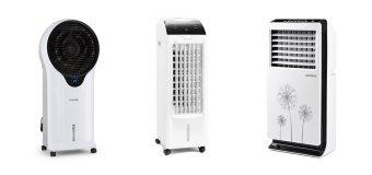 Migliori raffrescatori evaporativi domestici: guida all'acquisto