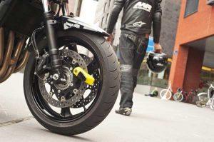 Migliori bloccadisco moto