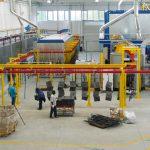 Sistemi di verniciatura e saldatura industriale