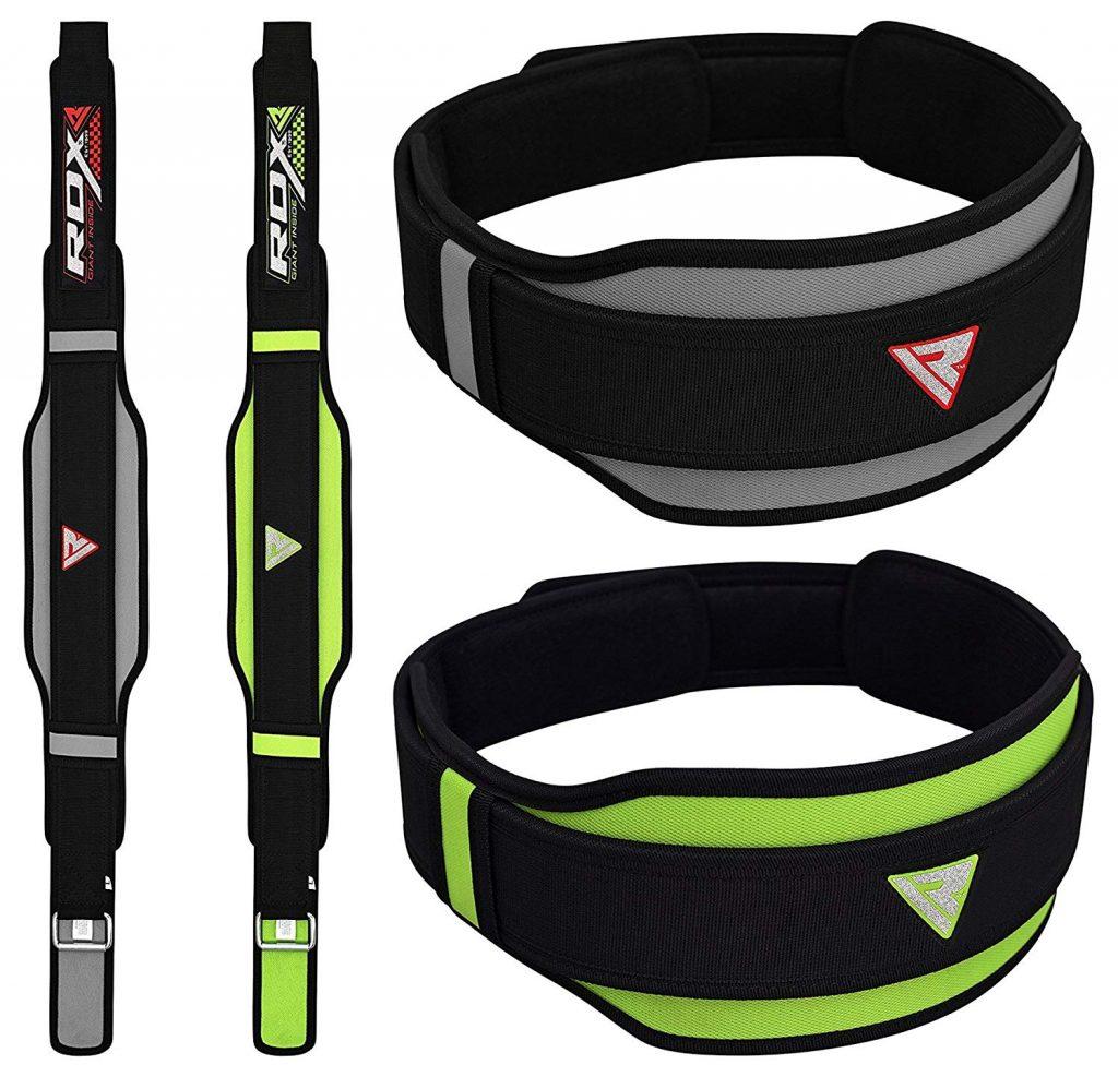 con chiusura a leva in pelle attrezzatura per allenamento e sollevamento pesi in palestra livello professionale Cintura per sollevamento pesi