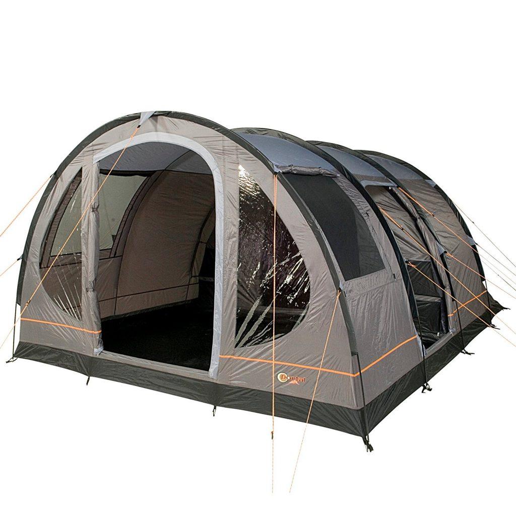 La miglior tenda da campeggio a tunnel
