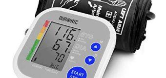 Migliori misuratori di pressione Duronic