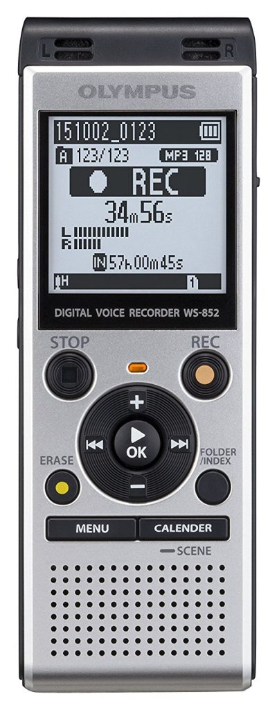 Migliori registratori vocali