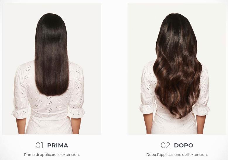 Hair Extension funzionano