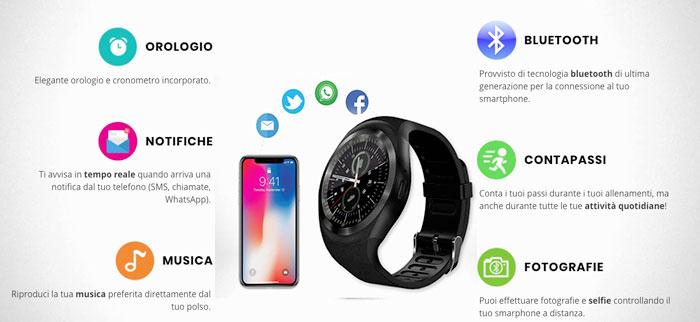 Recensione Xfun Watch