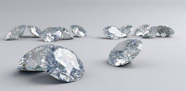 Il mercato dei diamanti da investimento