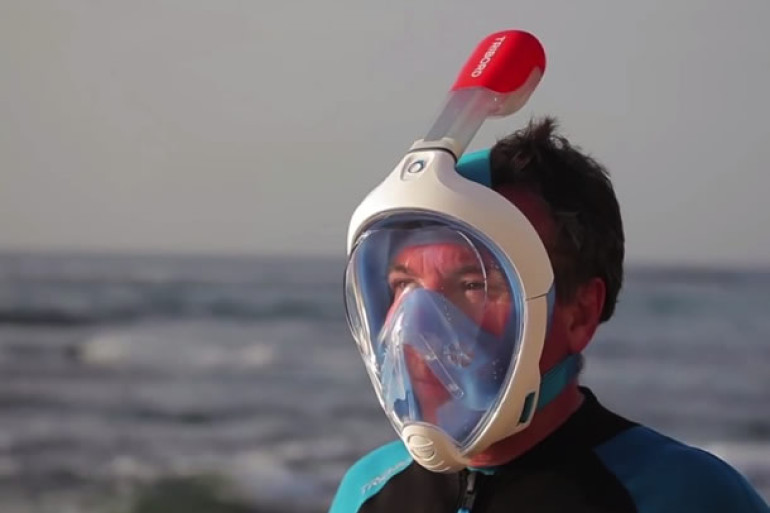 Migliori maschere per respirare sott'acqua