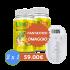 LimoZen Integratore dimagrante 2X1 con Piperina, Curcuma, Limone e Zenzero