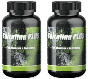 Spirulina Plus