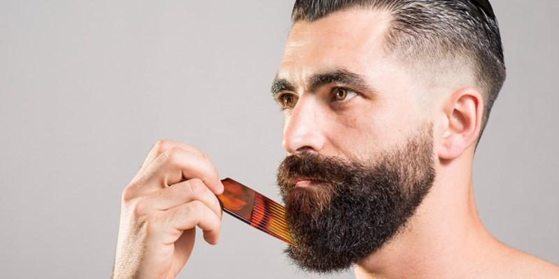 regolare la barba