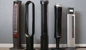 ventilatori a torre silenziosi