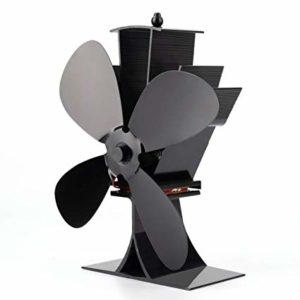 I ventilatori per camini a legna