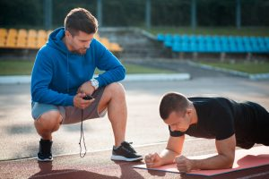 personale trainer fitness
