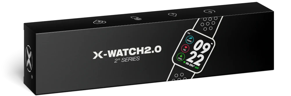 X-WATCH 2.0 dove comprarlo