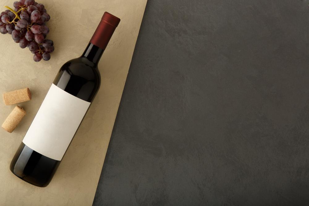 Etichette per le bottiglie di vino personalizzate