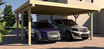 Tettoie posto auto: tipologie e prezzi delle coperture per parcheggi