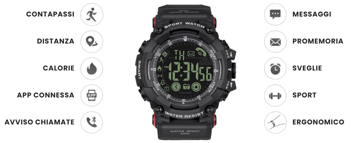 xTactical Watch 2.0 recensione