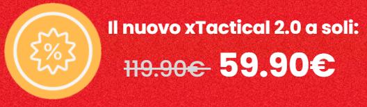 xTactical watch 2 prezzo