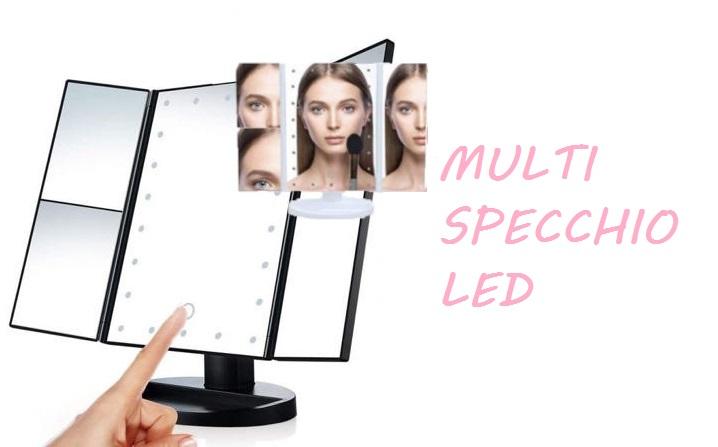 Recensione Multi Specchio LED