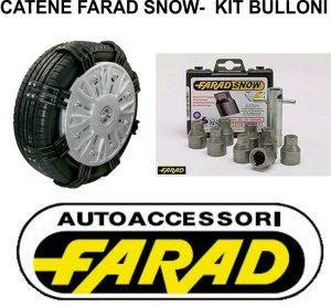 Miglior catene da neve Farad